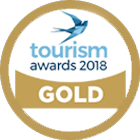 Athens Open Tour | tourism awards 2018 GOLD