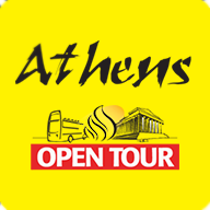 Athens Open Tour Application icon
