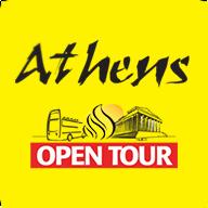 Athens Open Tour Application icon