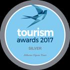 Athens Open Tour | tourism awards 2017 SILVER