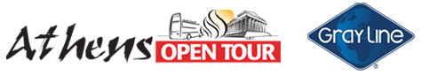 Athens Open Tour Logo