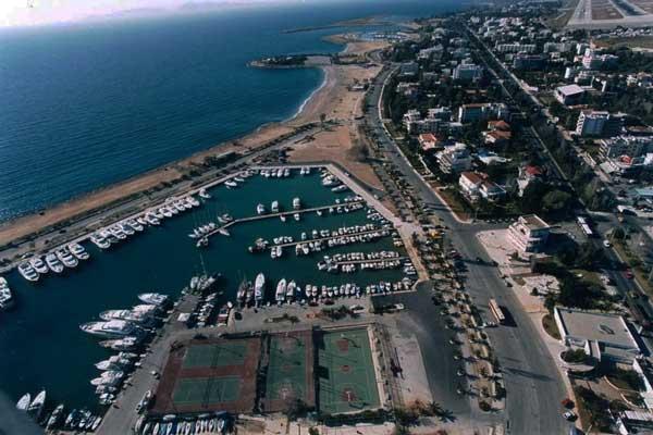 Glyfada Marina