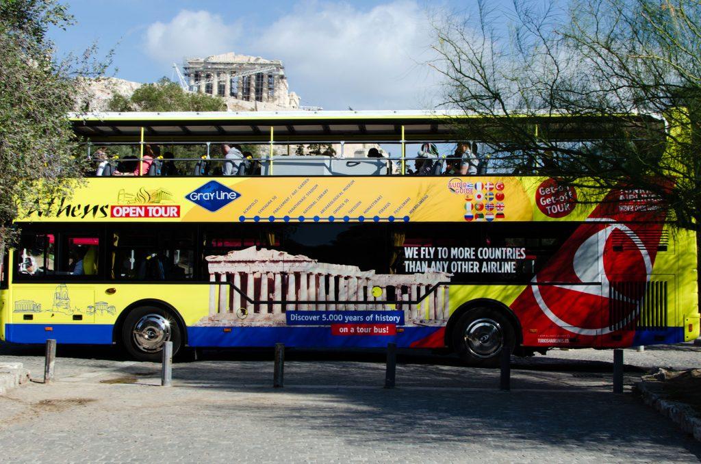Athens Open Tour | Acropolis