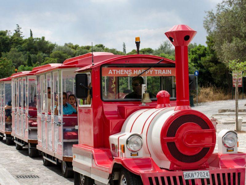 Athens Happy Train