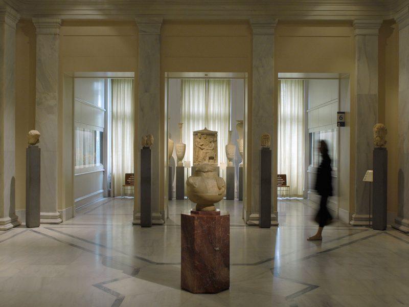Museum of Greek Culture-Benaki