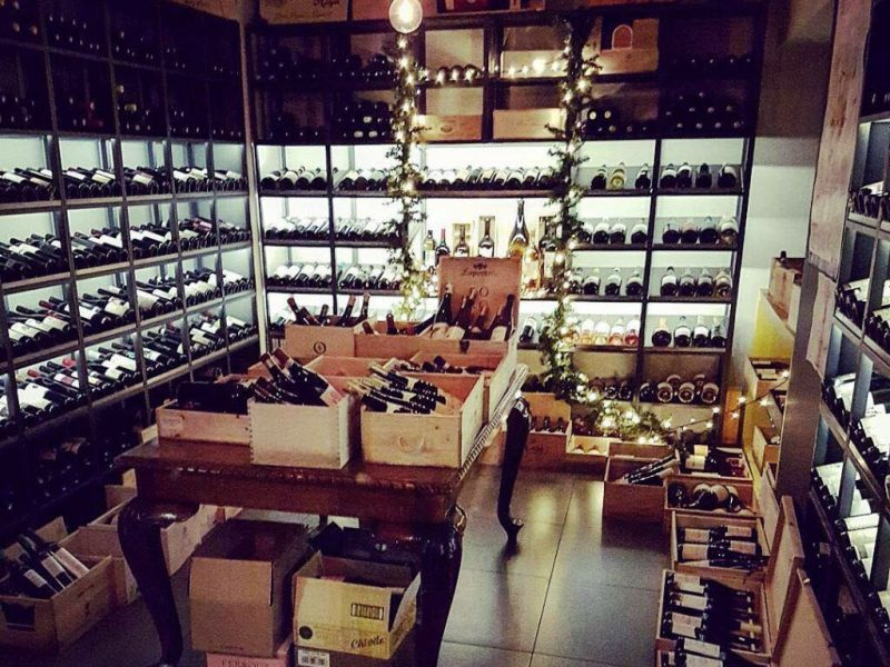 Oinoncent-Wine Bar