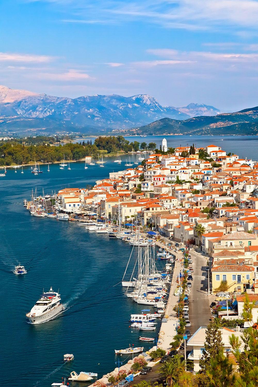 Poros-Hydra-Aegina Day Cruise 2