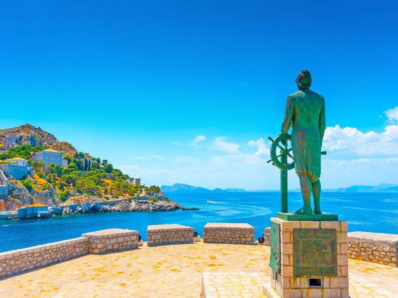 Poros-Hydra-Aegina Day Cruise